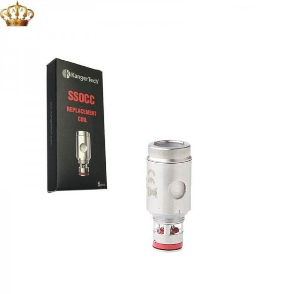 Kanger SSOCC 0.5 oHm (5 pack)