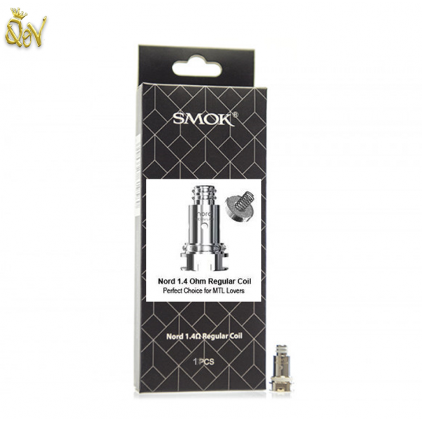 Smok Nord 1.4 oHm regular coil