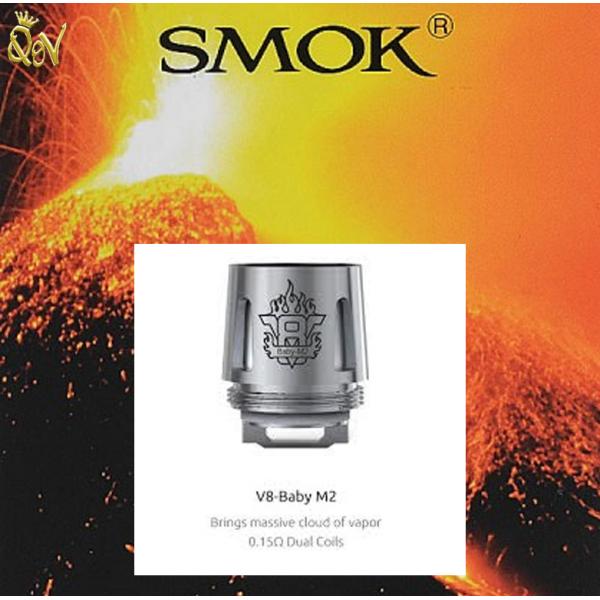 SMOK V8 Baby-M2 Coils