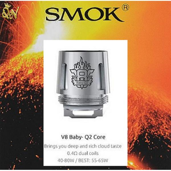SMOK V8 Baby-Q2 Coils