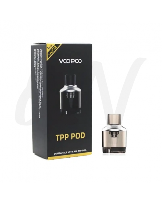 Voopoo TPP Replacement Pods Large