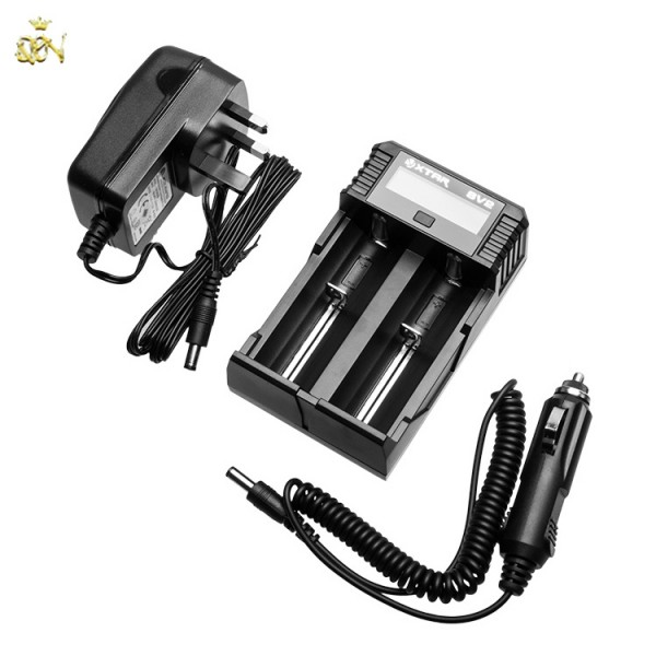 Xtar Rocket SV2 Fast-Charge Battery Charger