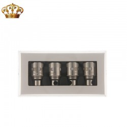 Uwell Crown Replacement Organic Cotton Coils 0.25 pk 4