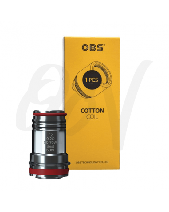 OBS E2 Engine Replacement Coil (Single)