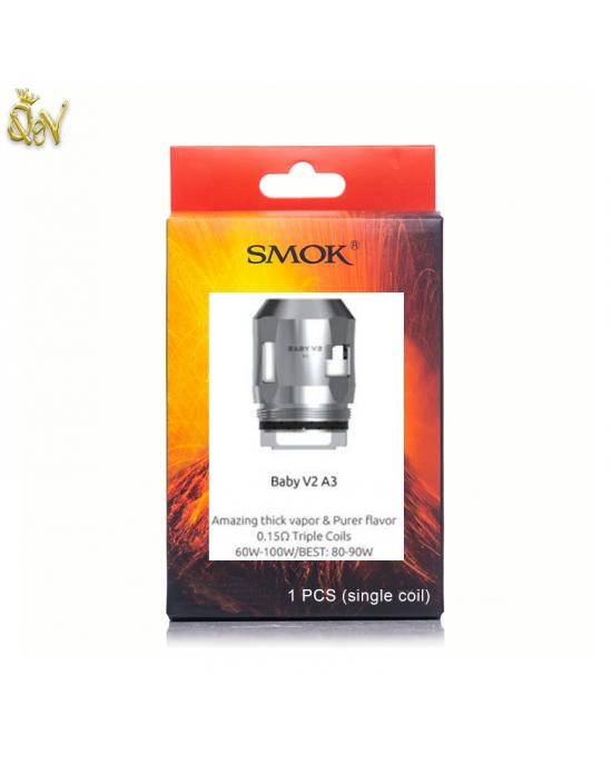 Smok Mini & Baby V2 A3 Triple Coil