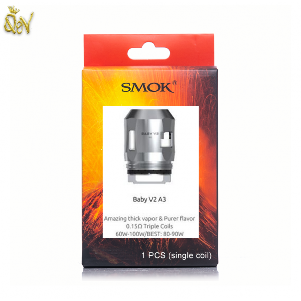 Smok Mini & Baby V2 A3 Triple Coil