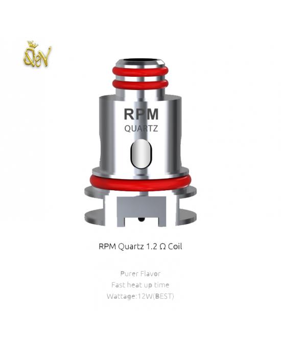 Smok RPM 1.2 Quartz Replacement Coil Heads