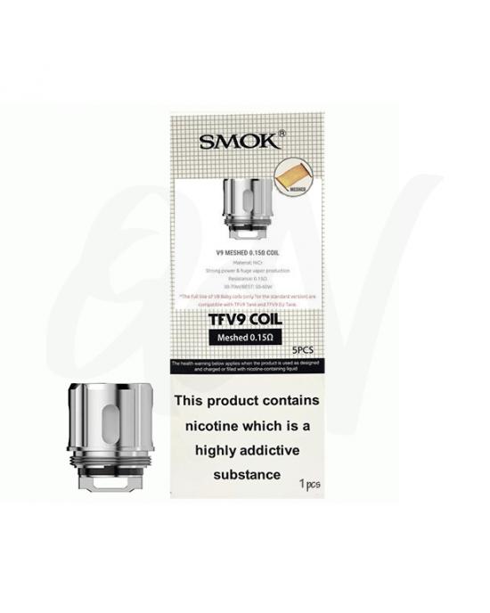 Smok TFV9 Mesh 0.15 Ohm Coil