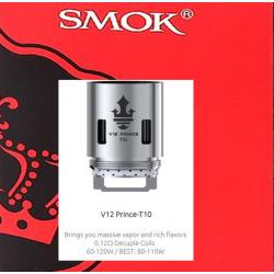 Smok V12 Prince T10 COIL