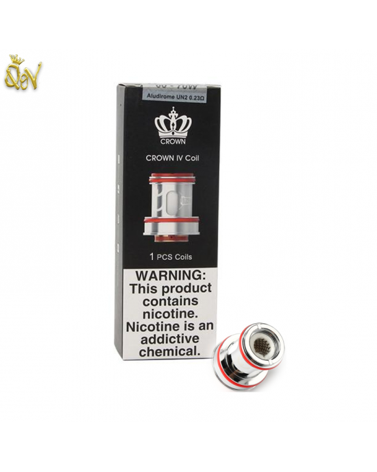 UWELL Crown 4 Uwell Crown IV mesh coil