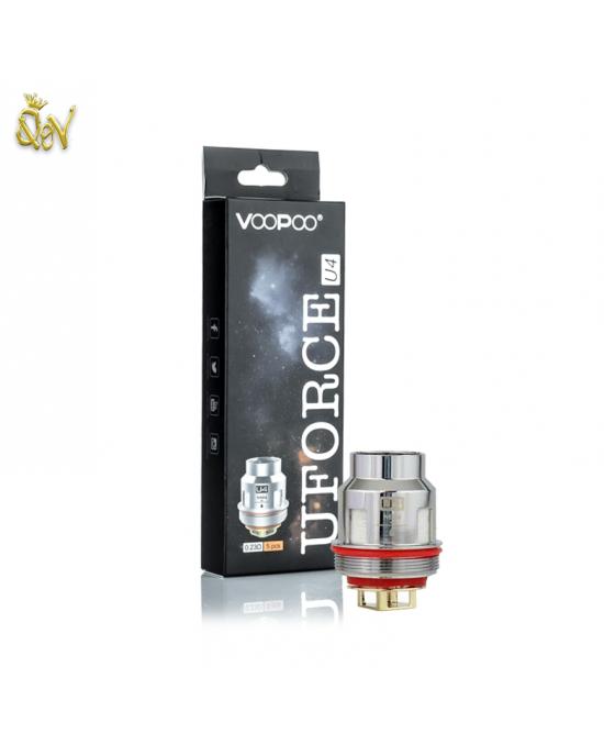VooPoo UForce U4 Replacement Coil