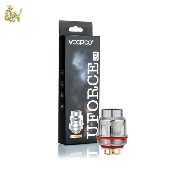 VooPoo UForce U4 Replacement Coil