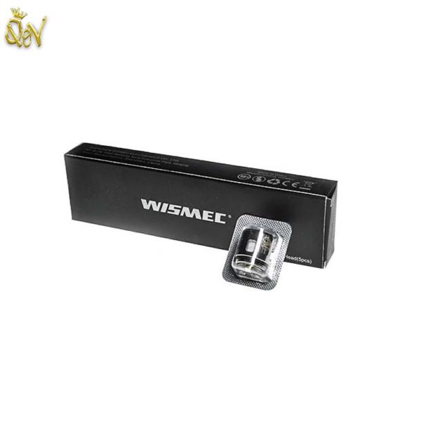Wismec WM01 Single Replacement Coil Head
