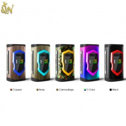 Laisimo Warriors 280W Box Mod
