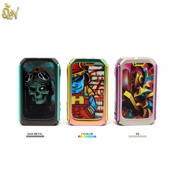 Vzone Graffiti 220W TC Box Mod