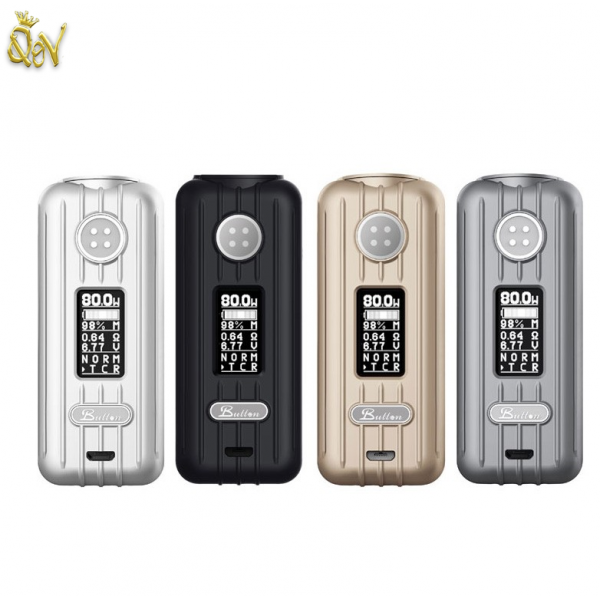 XOMO Remo Button Box Mod 80W