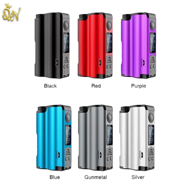 Topside Top Fill Squonk Mod