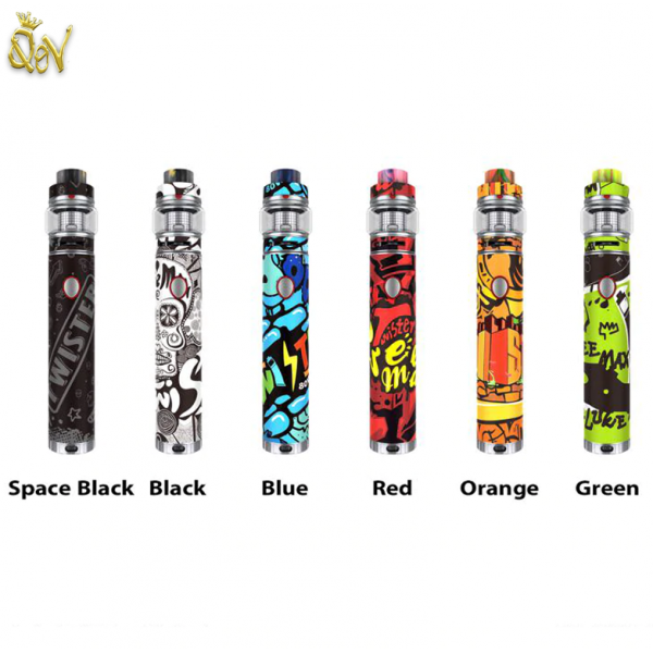 Freemax Twister 80W Kit with Fireluke 2 Tank-UK