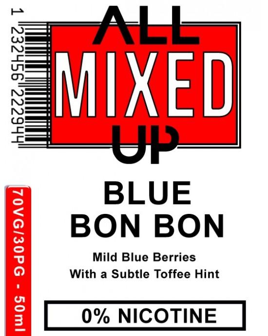 AMU BLUE BON BON