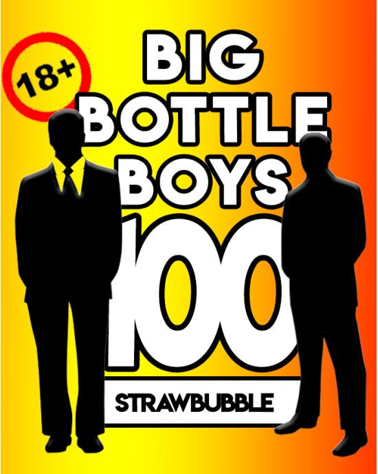 BBB Strawbubble