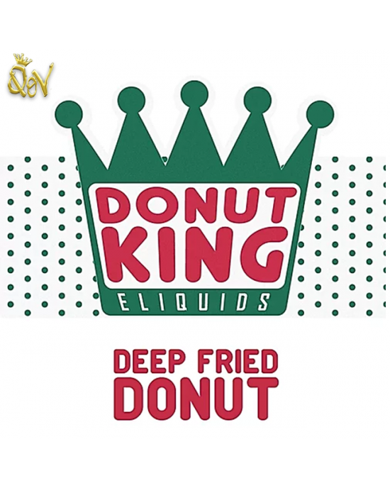 Donut King Nic Salts-Deep Fried Donut