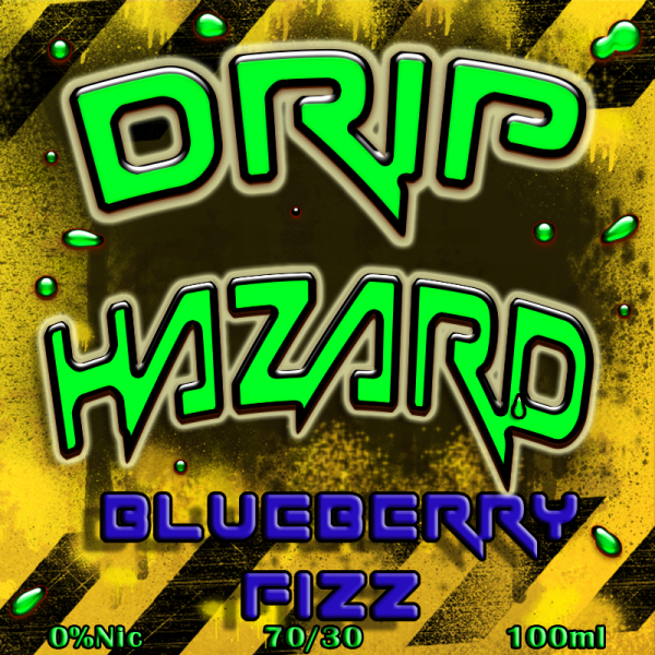 DH BlueBerry Fizz