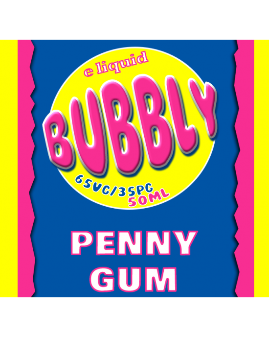 Bubbly- Penny Gum