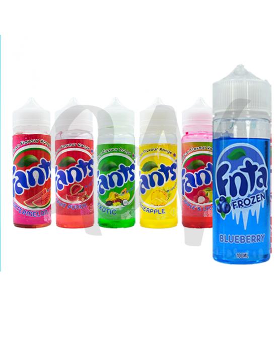 Fnta e-liquids