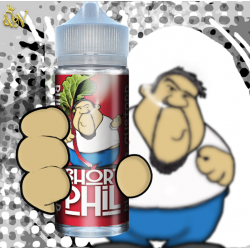 Rhubarb Custard Short Phil