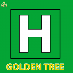 H Golden Tree 18mg