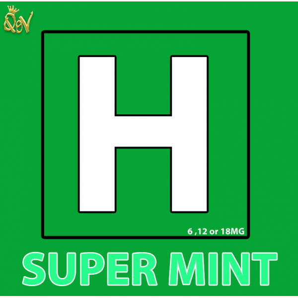 H Supermint 12mg