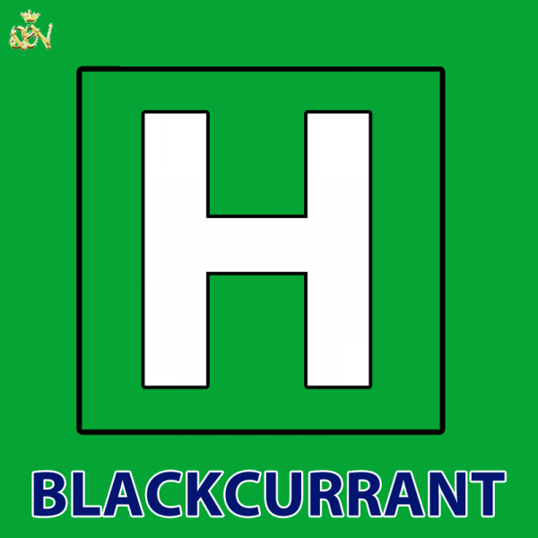 H Blackcurrant 18mg
