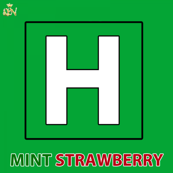 H Mint Strawberry 6mg