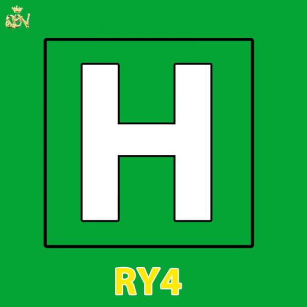 H RY4 6mg