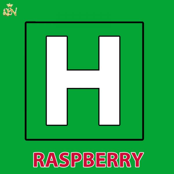 H Raspberry 18mg