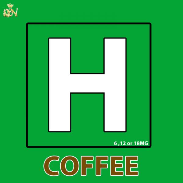 H Coffee 6mg