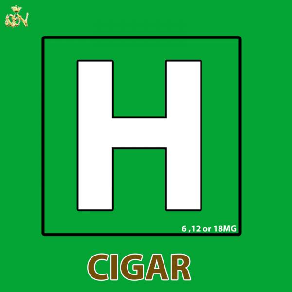 H Cigar 18mg