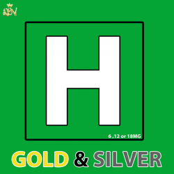 H Gold & Silver 6mg