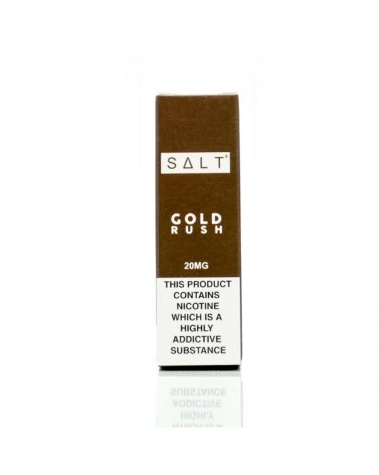 Salt - Gold Rush Nic Salt 10mg