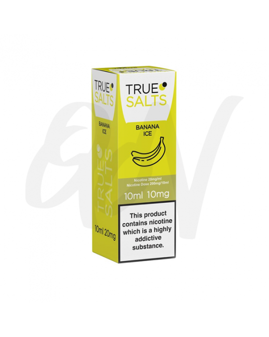 True salts Banana Ice