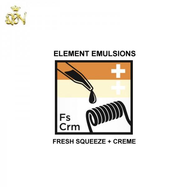 Emulsions Fresh Squeeze & Creme