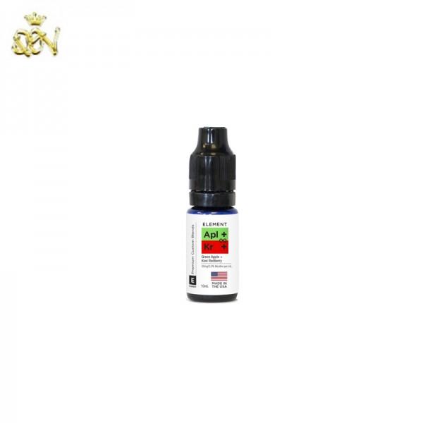 Emulsions Green Apple & Kiwi Redberry