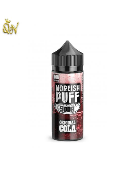 Moreish Puff Soda Cola
