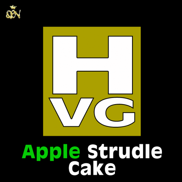 HVG Apple Strudle Cake