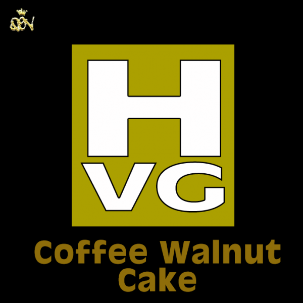 HVG Coffee Walnut Cake