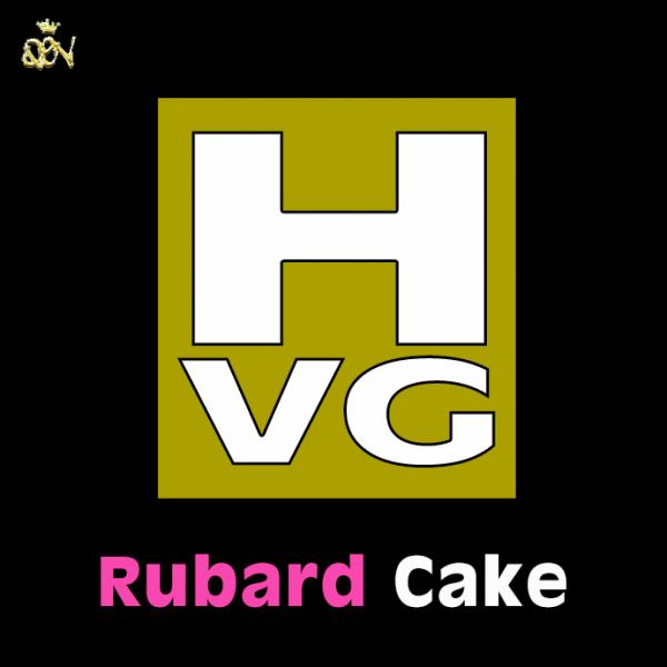 HVG Rubard Cake