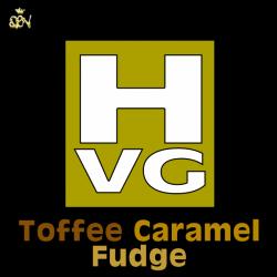 HVG Toffee Caramel Fudge
