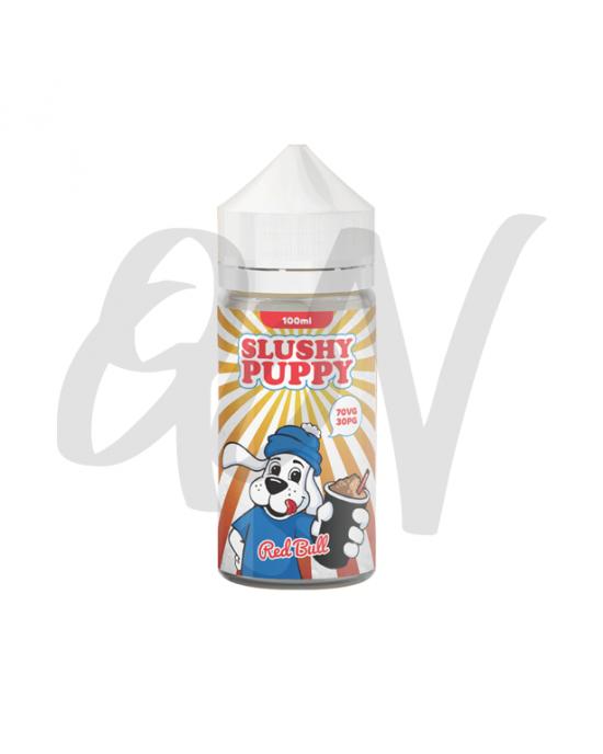 Slushy Puppy - Red Bull