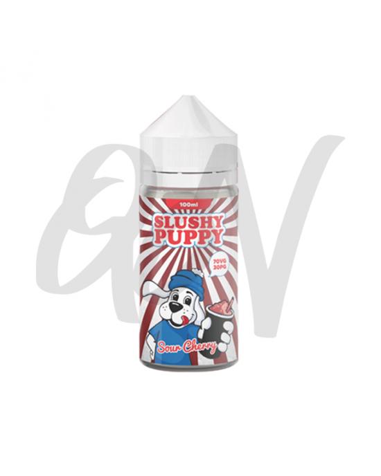 Slushy Puppy - Strawberry Bubblegum