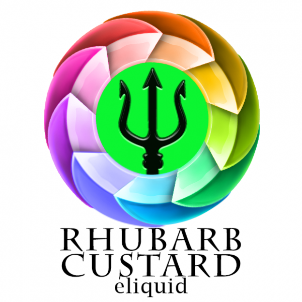 T Rhubarb Custard